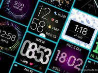 fitbit versaシリーズ時計の文字盤おすすめと設定の仕方