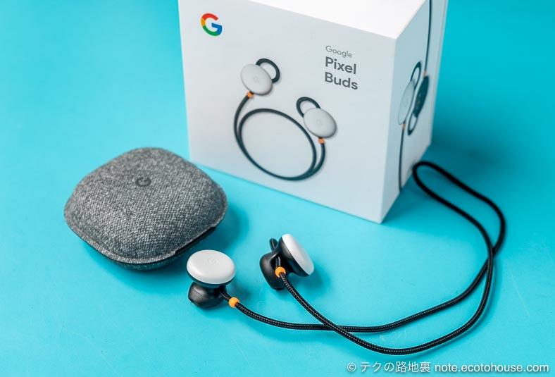 Google Pixel Buds 開封の儀