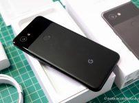Google Pixel 3a 開封の儀