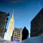 都会の影:ニューヨーク・エンパイア・ステートビル