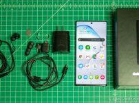 Samsung Galaxy Note10+開封!含まれているもの一覧